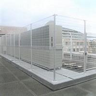 空調換気設備の写真です