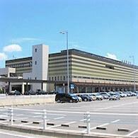 県営名古屋空港ターミナルビル外観写真