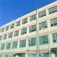 名古屋市内学校外観写真